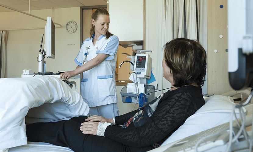 Santeon lanceert verpleegkundige kennisbank