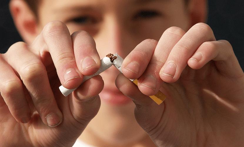 E-learning coachen en begeleiden van patiënten bij stoppen met roken
