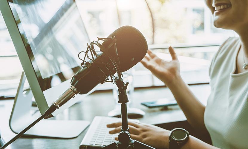 Podcasts van de NVZ